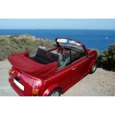 Mini Cabrio - XL Windscherm
